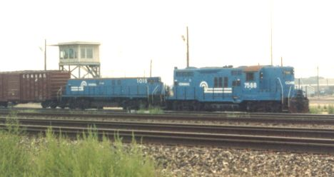 CR Yard Switchers